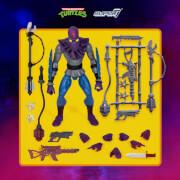 Super7 Teenage Mutant Ninja Turtles Ultimates - Foot Soldier Action Figure