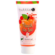 Bubble T Ice Tea Shower Gel Peach 200ml