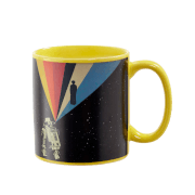 Funko Homeware Star Wars Classic R2-D2 Heat Reveal Mug