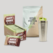 Myvegan World Vegan Month Bundle