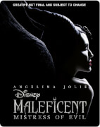 Maleficent: Mistress of Evil - Zavvi Exclusive 3D Steelbook