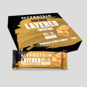 Golden Layered Bar - 3 Pack