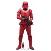 Star Wars (The Rise of Skywalker) Sith Trooper Lifesized Cardboard Cut Out