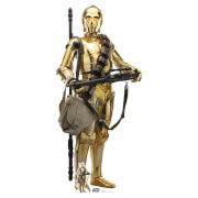 Star Wars C-3PO (The Rise of Skywalker) Cut Out