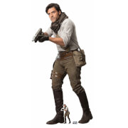 Star Wars (The Rise of Skywalker) Poe Lifesized Cardboard Cut Out
