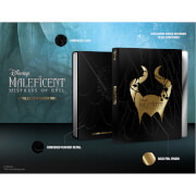 Maleficent: Mistress of Evil - Collector's Edition Steelbook 4K Ultra HD Steelbook (Includes 2D Blu-ray)