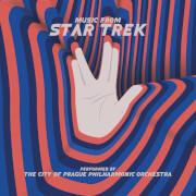 Music from Star Trek 2x LP