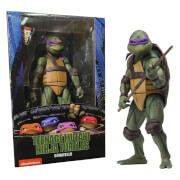 "NECA Teenage Mutant Ninja Turtles 7"" Figure 1990 Movie Donatello"