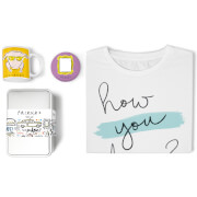 Friends Icon Gift Set