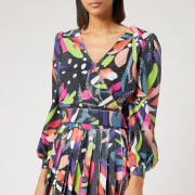 Olivia Rubin Women's Kendall Top - Abstract Floral - US 2/UK 6