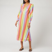 Olivia Rubin Women's Thora Dress - Resort Stripe - US 2/UK 6