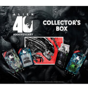 Alien Collector's Box