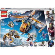 LEGO Super Heroes: Hulk Helicopter Drop (76144)