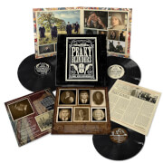 Peaky Blinders OST Saisons 1 à 5 Triple Vinyle 3x LP