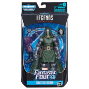 Hasbro Marvel Legends Marvel's Fantastic Four Doctor Doom 6 Inch Action Figure