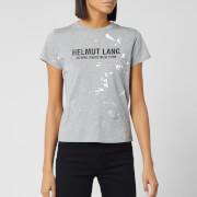 Helmut Lang Women's Baby T-Shirt Painter T-Shirt - Precision Heather - XS