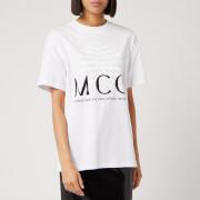 McQ Alexander McQueen Women's Boyfriend Logo T-Shirt - Optic White - XS