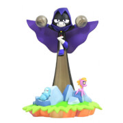 Diamond Select DC Comics Teen Titans Go Raven PVC Statue