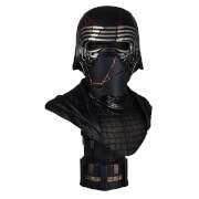 Diamond Select Star Wars Legends In 3D Kylo Ren 1/2 Bust Statue