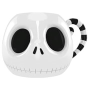 Nightmare Before Christmas (Jack Head) Shaped Mug
