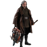 Hot Toys Star Wars Episode VIII Movie Masterpiece Action Figure 1/6 Luke Skywalker Deluxe Version 29cm