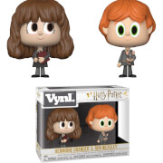 Funko Harry Potter Ron Weasley & Hermoine Granger VYNL.