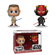 Funko Star Wars Darth Maul & Obi-Wan Kenobi VYNL.