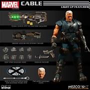 Mezco One:12 Collective X-Men Cable Action Figure