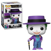 Figurine Pop! Joker Avec Chapeau - Batman 1989 - DC Comics