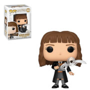 Harry Potter Hermione with Feather Funko Pop! Figuur