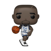NBA Legends Shaquille O'Neal Magic (Home Jersey) Pop! Vinyl Figure