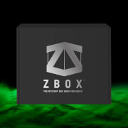 Black Friday Mystery ZBOX - Special Edition (10 items)