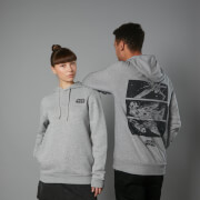 The Rise of Skywalker Resistance Attack Hoodie - Grey