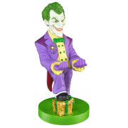 DC Comics Collectable Joker 8 Inch Cable Guy Controller and Smartphone Stand