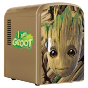 Marvel Guardians of the Galaxy Groot 4L Mini Fridge - US Plug