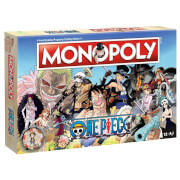 Image of Monopoly Board Game - One Piece Edition