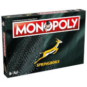 Monopoly Board Game - Springbok Edition