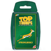 Top Trumps Card Game - Springbok Edition