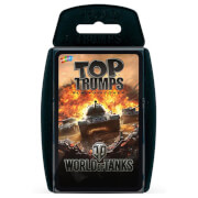 Image of Top Trumps Card Game - World of Tanks Edition