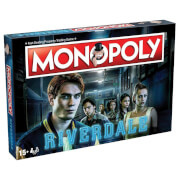 Image of Monopoly Board Game - Riverdale