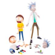 Mondo Rick and Morty Action Figure Set