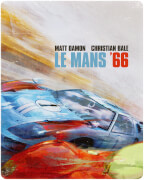 Le Mans '66 - 4K Ultra HD Steelbook (Includes Blu-ray)