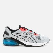 asics men's gel-infinity heel trainers - piedmont grey - uk 7