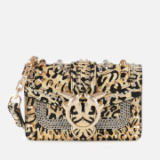 Pinko Women's Baby Love Mix Studs Animal Exclusive Bag - Animal