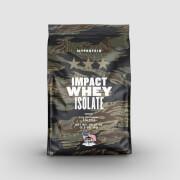 Veterans Day Impact Whey Isolate