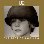 U2 - The Best Of 1980-1990 LP