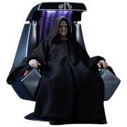 Hot Toys Star Wars Episode VI Movie Masterpiece Action Figure 1/6 Emperor Palpatine Deluxe Version 29 cm