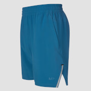 Woven Training Shorts - Blå