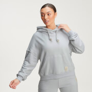 Sweat à capuche MP A/Wear pour femmes – Gris