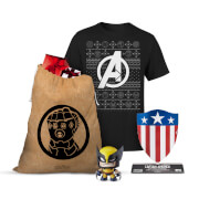Marvel Officially Licensed Christmas Bundle